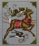 Cupid - Cross Stitch