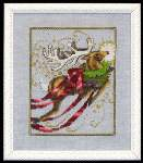Rudolph - Cross Stitch