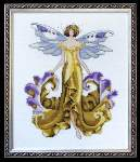 Iris - Cross Stitch