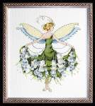 Lily of the Valley - Cross Stitch Pattern