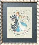 The Floss Fairy - Cross Stitch