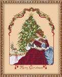 Merry Little Christmas - Cross Stitch Pattern