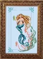 Little Mermaid - Cross Stitch Pattern