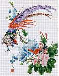 The Plumage Pheasant - Cross Stitch Pattern