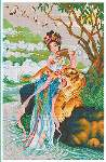 Pai Xiao - Cross Stitch Pattern