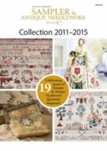 Antique Sampler and Needlework Collection 2011-2015 - Cross Stitch