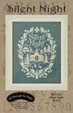 Silent Night - Cross Stitch