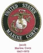 Marine Corps Seal - Cross Stitch Pattern