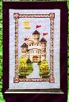 Castle of Summer - Cross Stitch Pattern