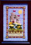 Castle of Autumn - Cross Stitch Pattern