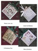 Christmas Quartet - Cross Stitch Pattern
