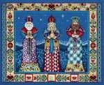 Three Kings - Cross Stitch Pattern