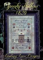 Spooky Hollow - Cross Stitch Pattern