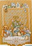 Country and Lace - Cross Stitch Pattern