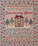 Peace Be to This House - Cross Stitch