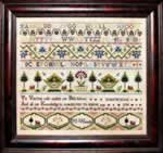 M Woods 1759 - Cross Stitch