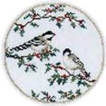 Tree Trimmers - Cross Stitch Pattern