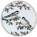 Tree Trimmers - Cross Stitch Pattern