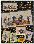 Halloween Memories - Cross Stitch Pattern