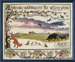 Autumn Nodding - Cross Stitch Pattern