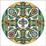 Gothic in the Round - Cross Stitch Pattern
