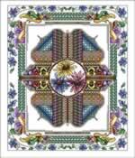 Celtic April - Cross Stitch Pattern