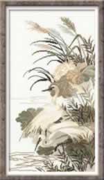 Herons - Cross Stitch Pattern