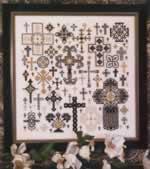 Crosses of the Kingdom - Cross Stitch