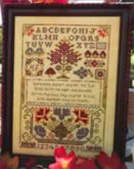 Arise My Soul - Cross Stitch Pattern