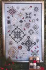 Winter Quakers - Cross Stitch Pattern