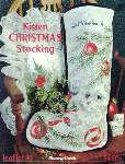 Kitten Christmas Stocking - Cross Stitch Pattern