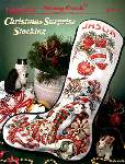 Christmas Surprise Stocking - Cross Stitch Pattern