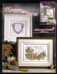 Flowers and Verse - Cross Stitch Pattern