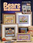 Bears for All Seasons - Cross Stitch Pattern