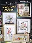 Watercolor Blooms - Cross Stitch Pattern