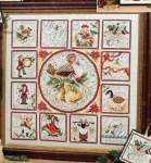 The 12 Days of Christmas - Cross Stitch Pattern
