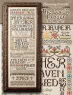 The Lords Prayer Sampler - Cross Stitch Pattern