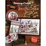 Santa Claus Lane - Cross Stitch Pattern
