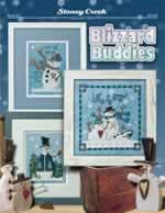 Blizzard Buddies - Cross Stitch Pattern