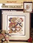 Laverne and Shirley Best Friends - Cross Stitch Pattern