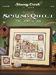 Spring Quilt - Cross Stitch Pattern