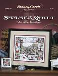 Summer Quilt - Cross Stitch Pattern