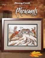 Pheasants - Cross Stitch Pattern