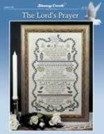 The Lords Prayer - Cross Stitch