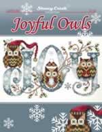 Joyful Owls - Cross Stitch Pattern