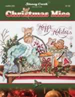 Christmas Mice - Cross Stitch Pattern