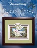 Peace Dove - Cross Stitch Pattern