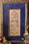 Victorian Rose Sampler - Cross Stitch