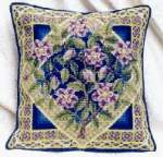 Rose Tree - Cross Stitch Pattern