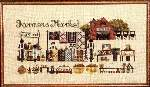 Farmers Market - Cross Stitch